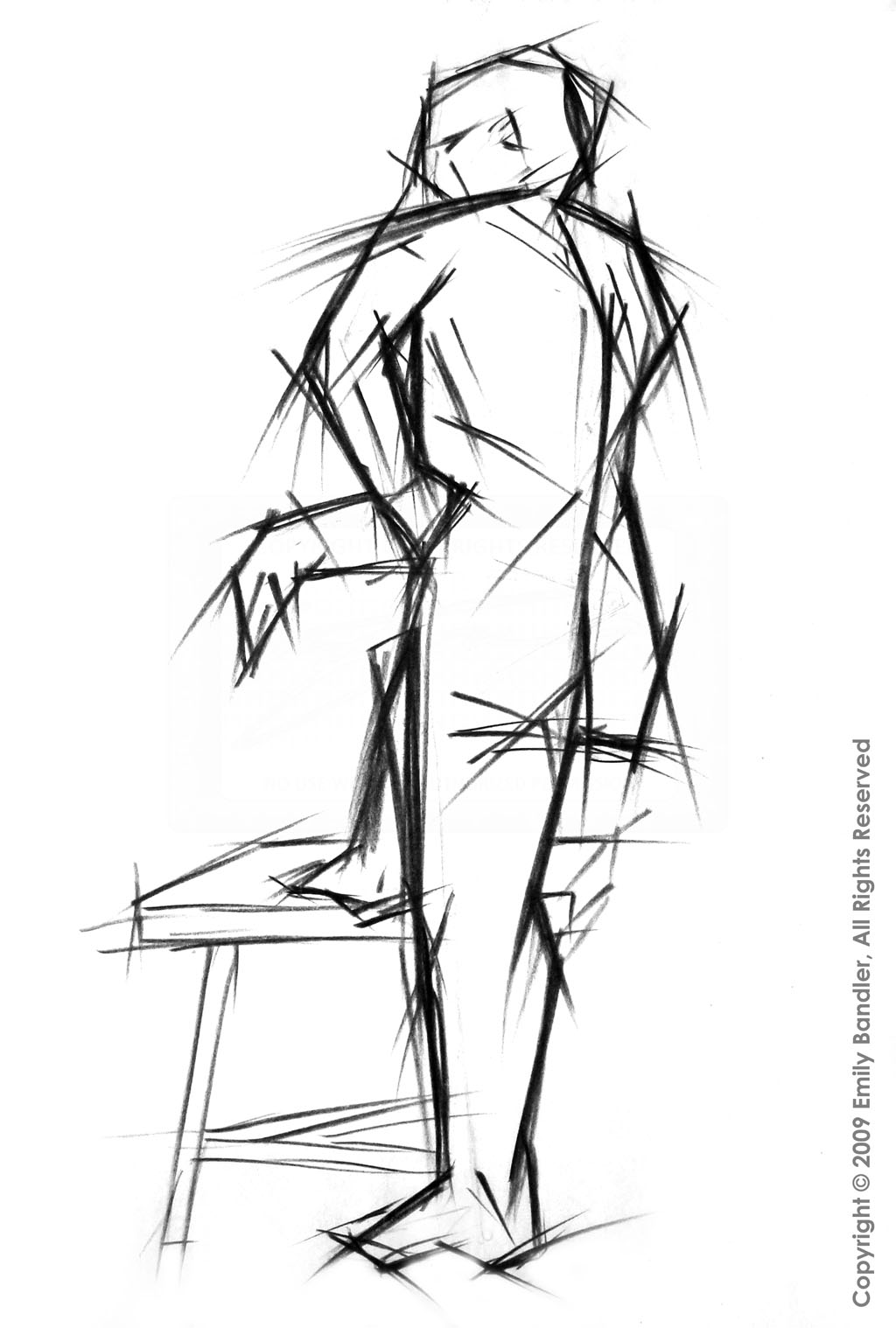 Angular Figure Studies