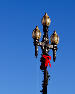 """Country Club Plaza: Lamppost""